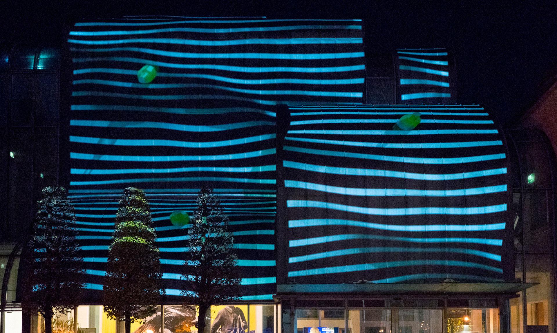 Kunstmuseum Ahlen als Teil von Hellweg-ein-Lichtweg