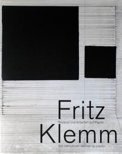Fritz Klemm | Malerei und Arbeiten auf Papier