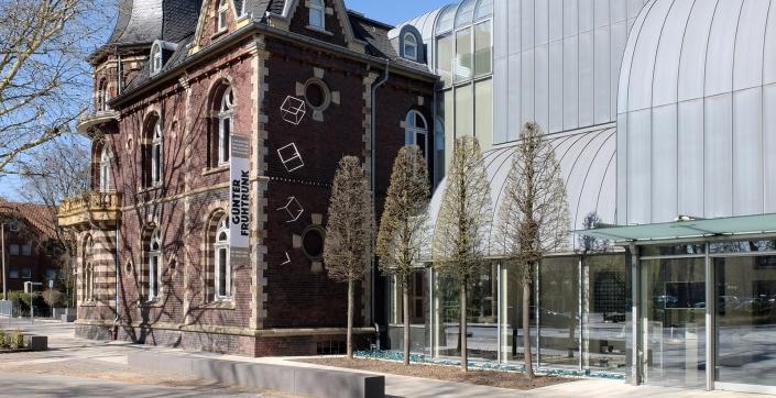 Kunstmuseum Ahlen | Ausstellung 2019 | Günter Fruhtrunk