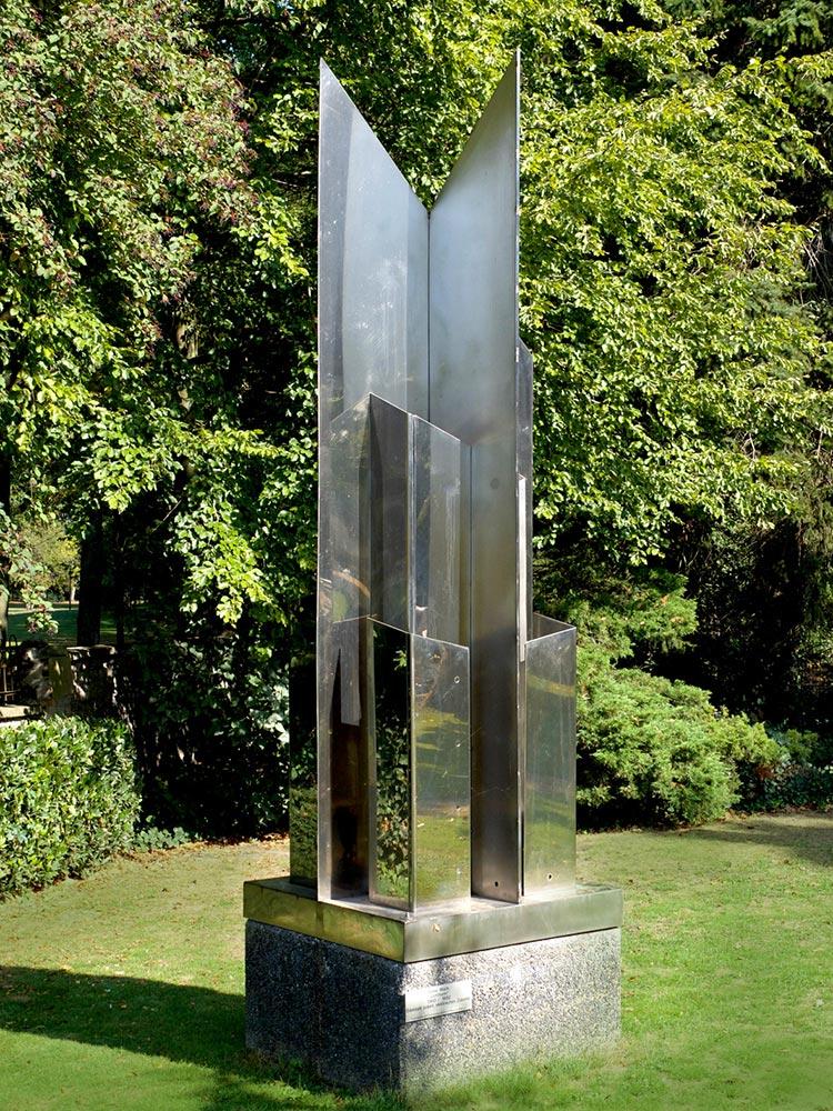 Heinz Mack - Leuchtturm, 1960/82 | © VG Bild-Kunst, Bonn 2019
