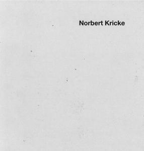 Norbert Kricke | Zeichnungen | Katalog