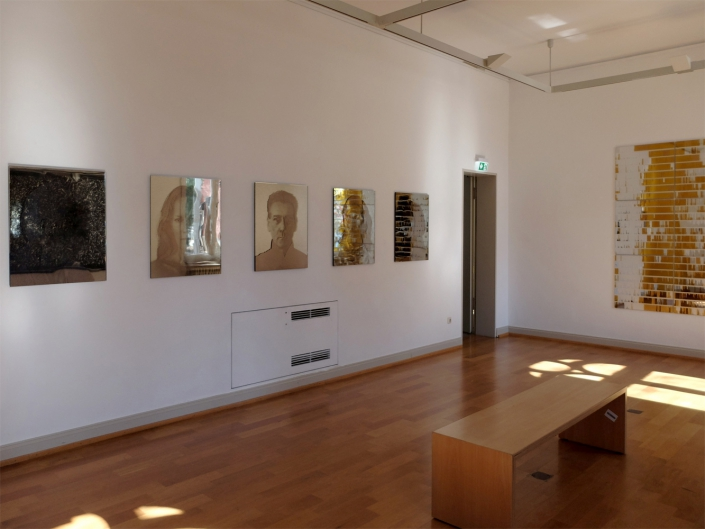 Kunstmuseum Ahlen | Ausstellung 2019 | Andreas Horlitz - Reflection