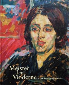 Verzeichnis der Künstler | Meister der Moderne in der Sammlung Brabant | Katalog