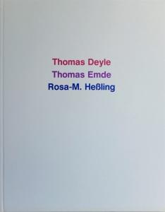 Thomas Deyle, Thomas Emde, Rosa-M. Hessling
