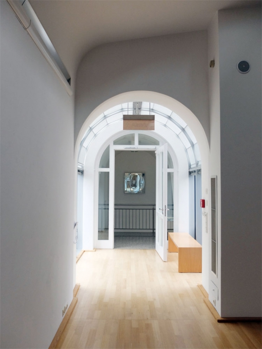 Kunstmuseum Ahlen | Ausstellungsraum | 2. OG Neubau