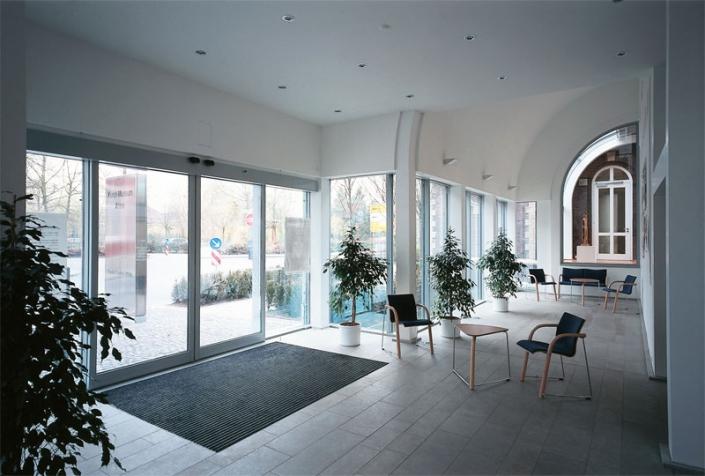 Kunstmuseum Ahlen | Eingangsbereich Foyer