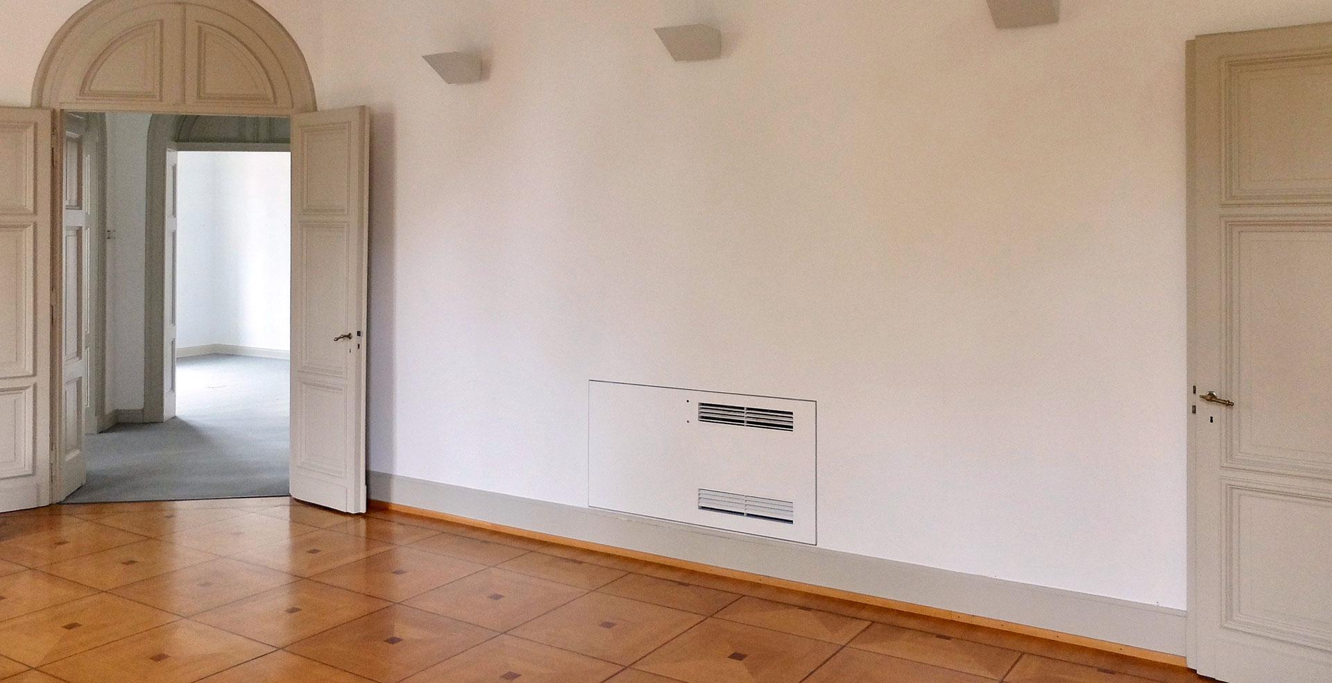Kunstmuseum Ahlen | Ausstellungsraum | 1. OG Altbau