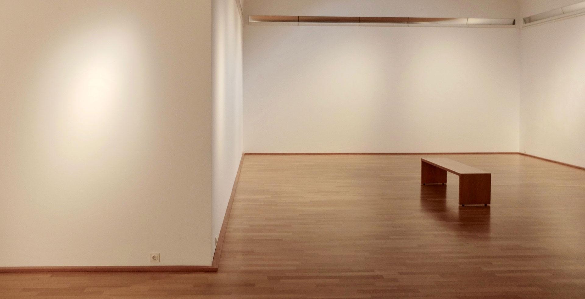 Kunstmuseum Ahlen | Ausstellungsraum | 1. OG Neubau