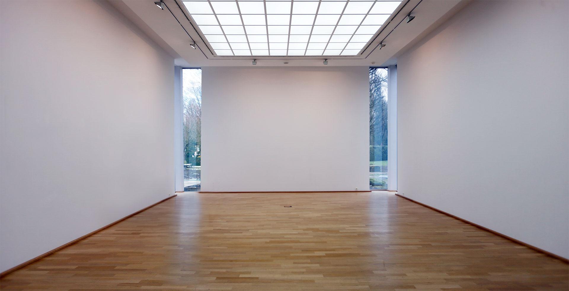 Kunstmuseum Ahlen | Ausstellungsraum | EG Neubau